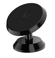 Универсальный магнитный держатель для телефона в автомобиль «Floveme» 360 градусов (черный)