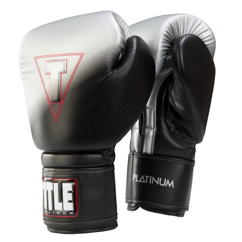 Снарядні рукавички TITLE Boxing Platinum Power Bag