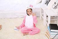 Детская пижама Кигуруми - Хелло Китти