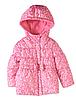 Куртка Carters розовая для девочки 12мес, 18мес, 24мес