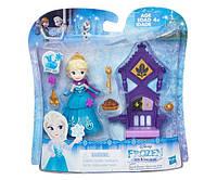 Disney Frozen Маленькая кукла Холодное сердце с аксессуарами «Коронация Эльзы» B5189
