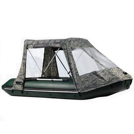Тент ходовой для лодок Aqua-Storm stm300/330 stk300/330/330e, фото 2