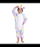 Детская пижама Кигуруми - звездный Единорог