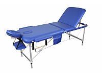 Алюминиевый 3-х сегментный стол для массажа FIT (Польша)