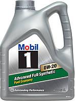 Моторное масло MOBIL1  0W-20 4л