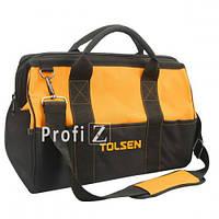 """Сумка для ручного инструмента Tolsen 17"""" 80101"""