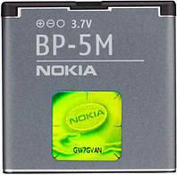 Аккумулятор  Nokia BP-5M 900 mAh