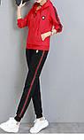 РІЗНІ кольори Gucci original Жіночий спортивний костюм + футболка гуччі, фото 6