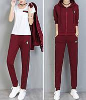 РАЗНЫЕ цвета Gucci original Женский спортивный костюм + футболка гуччи, фото 1