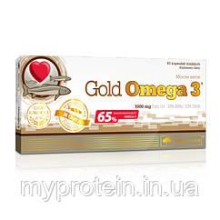 OLIMP Омега 3 Gold Omega 3 65% (60 caps)