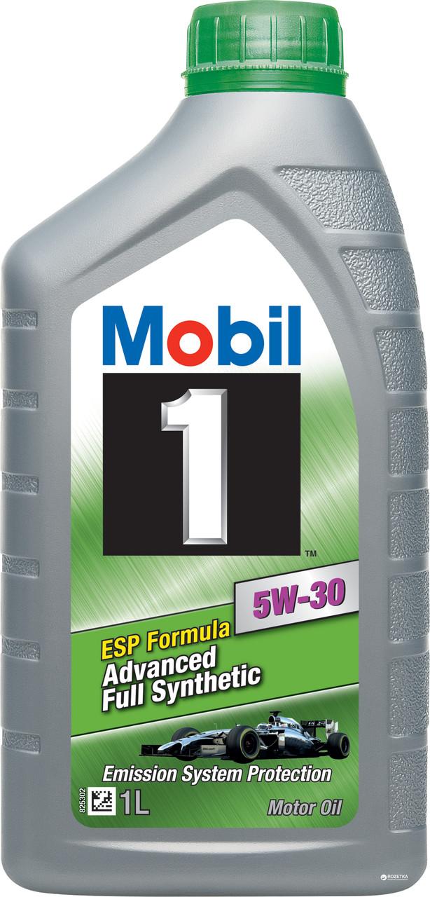 Моторное масло MOBIL1 ESP  5W-30 1л