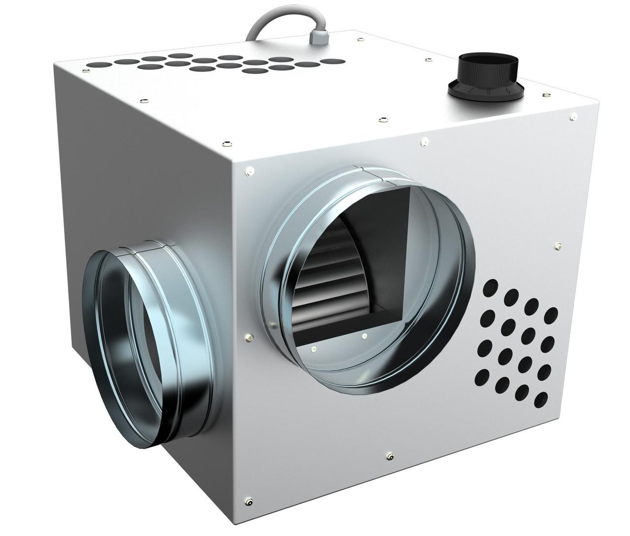 Вентилятор камінний відцентровий Dospel KOM 600 II 150 Доспел