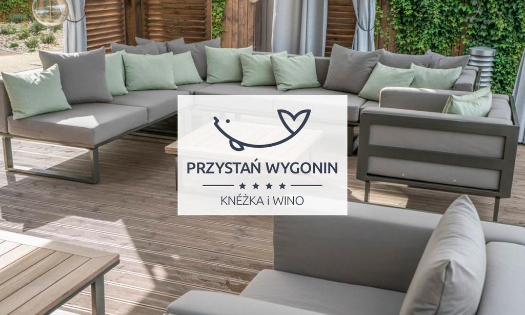 Пристань  WYGONIN