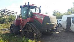 Трактор гусеничний CASE IH Quatrac 550 (Вживаний)
