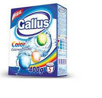 Gallus Пральний порошок Кольоровий 400гр. 5пр. картон (0605)