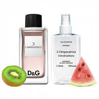 Dolce&Gabbana Anthology L`Imperatrice 3, 110 мл