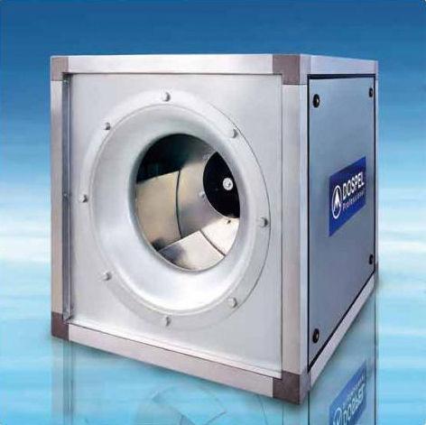 Промышленный вентилятор Доспел Dospel M-Box 400/670/3H