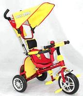 Детский трехколесный велосипед BC-15AB TRIKE BIRDS