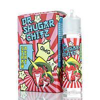 Dr.Shugar Chitz Strawbert - 60 мл 3 мг, VG/PG 70/30