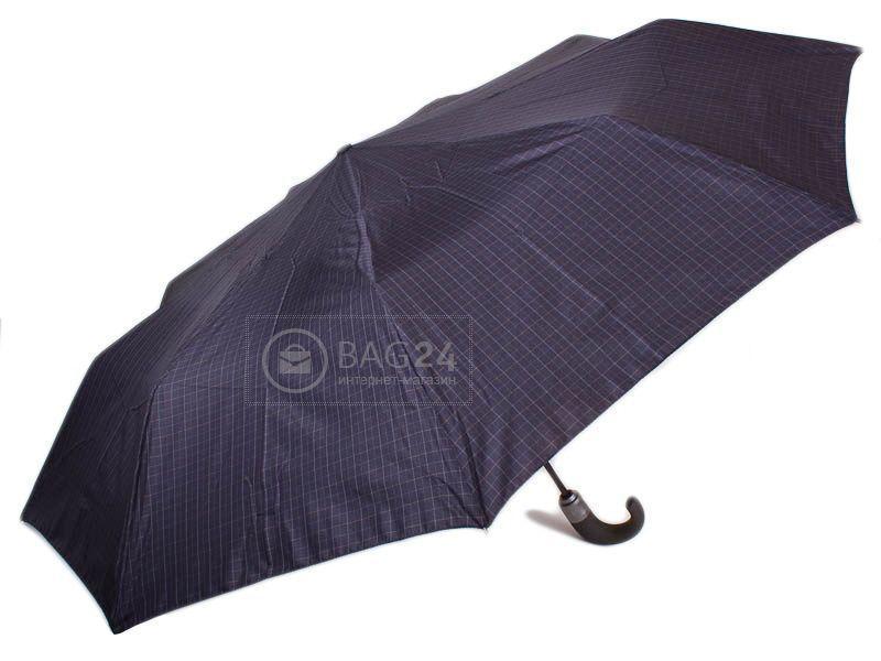 Черный автоматический мужской зонтик ZEST Z139430-2, Черный