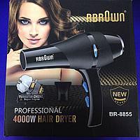 Профессиональный фен для волос Rbrown BR-8855 Profesional