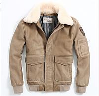 Мужская зимняя куртка пилот. Арт.1140, фото 1