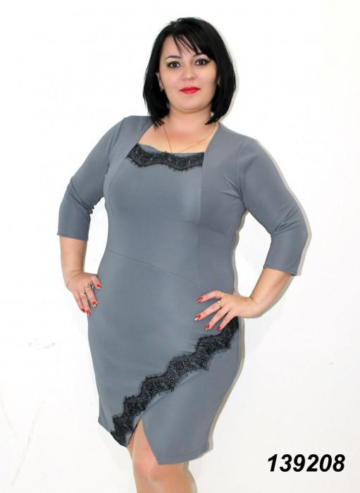 2e803e6a30d Серое Нарядное Платье Большого Размера — в Категории