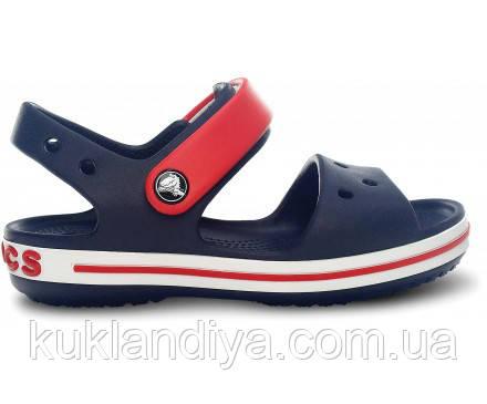 Крокс босоножки детские оригинал - Crocs Unisex Crocband Kids Sandals 34-35 р