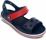Крокс босоножки детские оригинал - Crocs Unisex Crocband Kids Sandals 34-35 р, фото 2