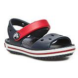 Крокс босоножки детские оригинал - Crocs Unisex Crocband Kids Sandals 34-35 р, фото 3