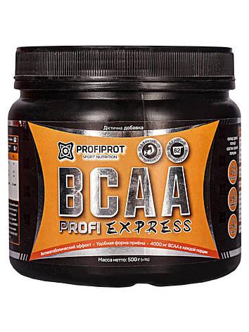 Аминокислота  ВСАА 2:1:1 EXPRESS 500 г, фото 2