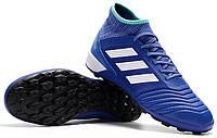 Сороконожки Adidas PREDATOR Tango 18.3 White Black