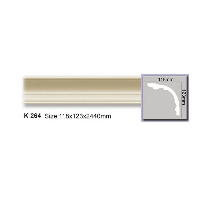 Карниз Harmony K264 (120x120)мм