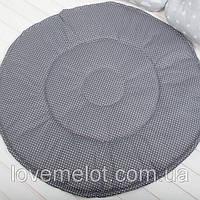 Игровой коврик диаметр 90см