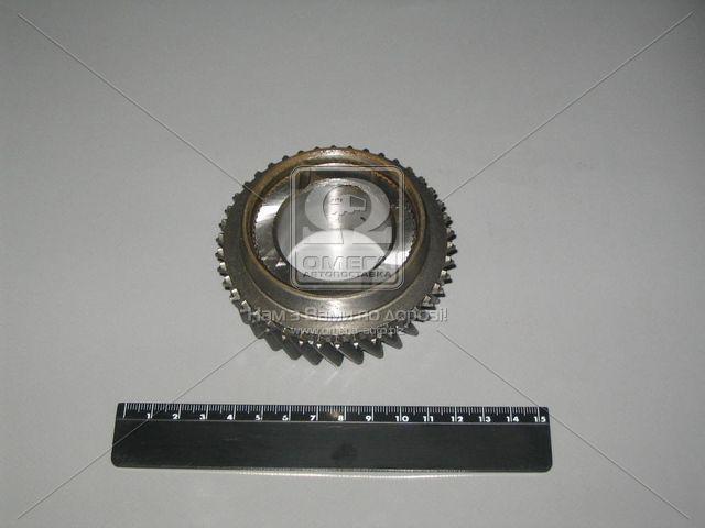 Шестерня 3-передачи вторичного вала ГАЗ-31029,3302 (пр-во ГАЗ)