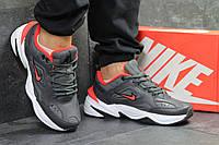 Кроссовки мужские Nike M2K Tekno серые, фото 1
