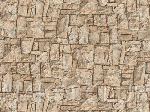 Обои, на стену, винил на флизелине, B121 Сланец 323-02, 1,06х10м,