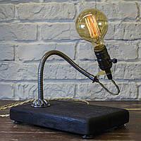 Авторская лампа из автозапчастей ручной работы Звезда
