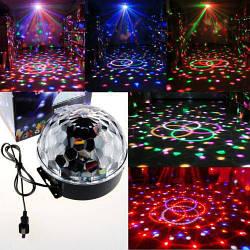Диско-шар лазерный  Music Ball с пультом