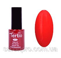 Гель-лак Tertio №005 (алый, эмаль), 10 мл