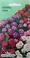 """Семена цветов Иберис зонтичный смесь, однолетнее, 0,3 г, """"Елітсортнасіння"""""""