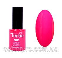 Гель-лак Tertio №018 (светлый баклажановый, эмаль), 10 мл