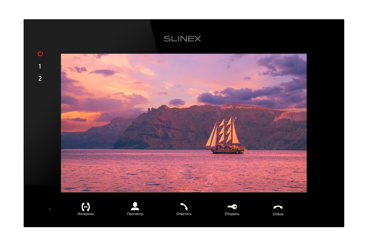 "Видеодомофон Slinex SQ-07MТHD с экраном 7"" и памятью, фото 1"