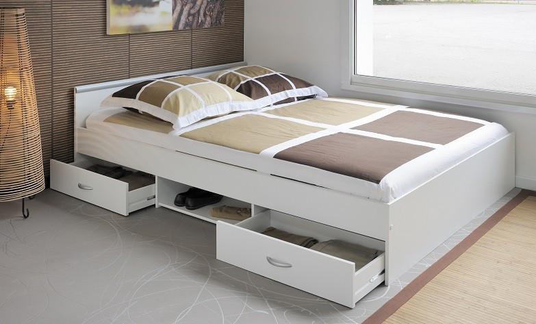 """Двухспальная кровать из натурального дерева """"Мейзу"""""""