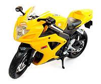 Модель мотоцикла Maisto 31101-7 Suzuki GSX-R600 31101