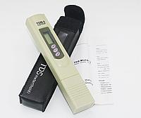 TDS-3 Тестер, измеритель качества воды, солемер цифровой
