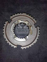 Ступица муфты синхронизатора 1-2 передачи ГАЗ 31029, 3302 (с 2003г.) (пр-во ГАЗ)
