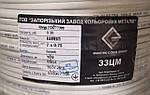 Кабель, провод ШВВП 2х0,75 ЗЗЦМ Запорожский завод цветных металлов