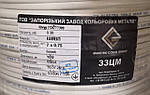 Провод ШВВП 2х0,75 ЗЗЦМ Запорожский завод цветных металлов