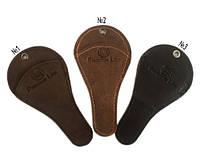 Чехол для маникюрного инструмента, кожаный, цвета в ассортименте